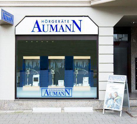 Hörgeräte Aumann in Düsseldorf - Filiale: Bahlenstraße 189
