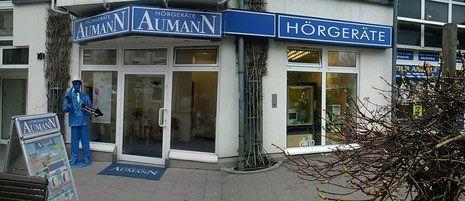 Hörgeräte Aumann in Haan - Filiale: Dieker Straße 101 Hörgeräte Aumann Haan