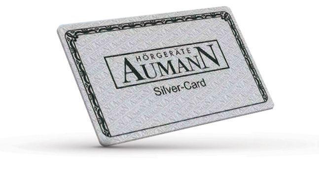 AUMANN - Silver Card