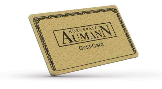 AUMANN - Gold Card